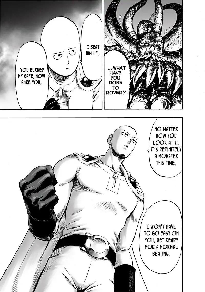One Punch Man, Chapter Onepunch-Man 108 image 009
