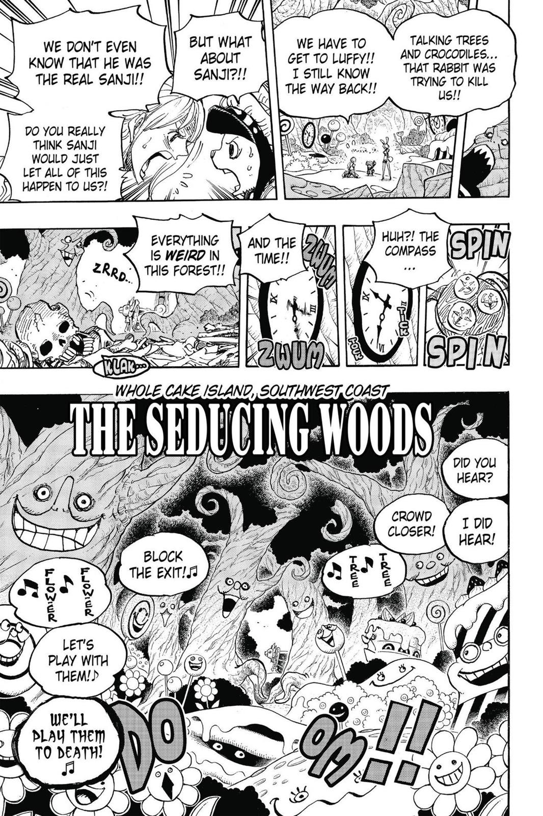One Piece, Chapter 831 image 017