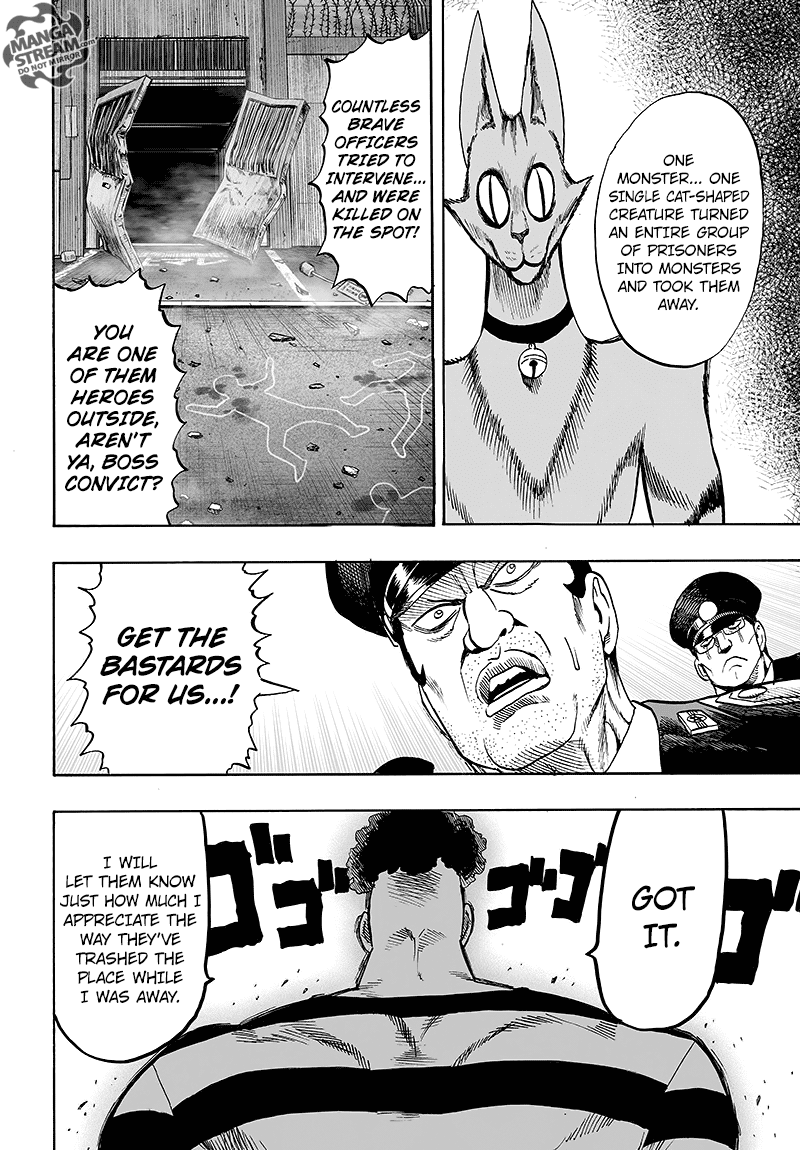 One Punch Man, Chapter Onepunch-Man 85 image 023