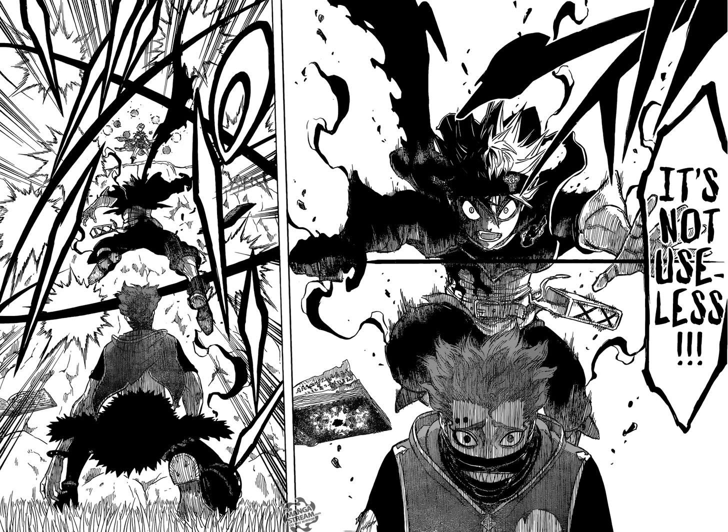Black Clover, Chapter 130 Sear This Moment Into Your Memory! image 007