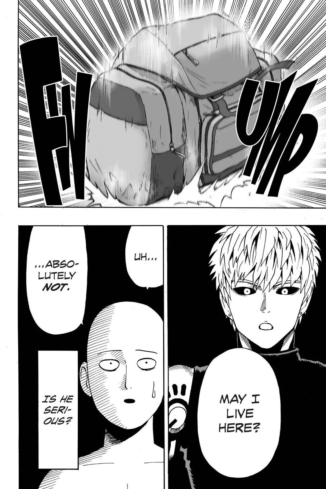 One Punch Man, Chapter Onepunch-Man 18 image 004