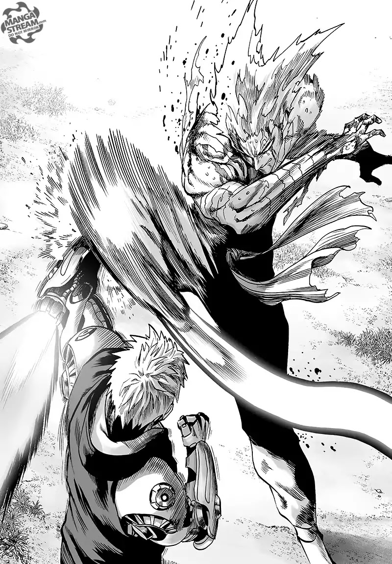 One Punch Man, Chapter Onepunch-Man 83 image 009