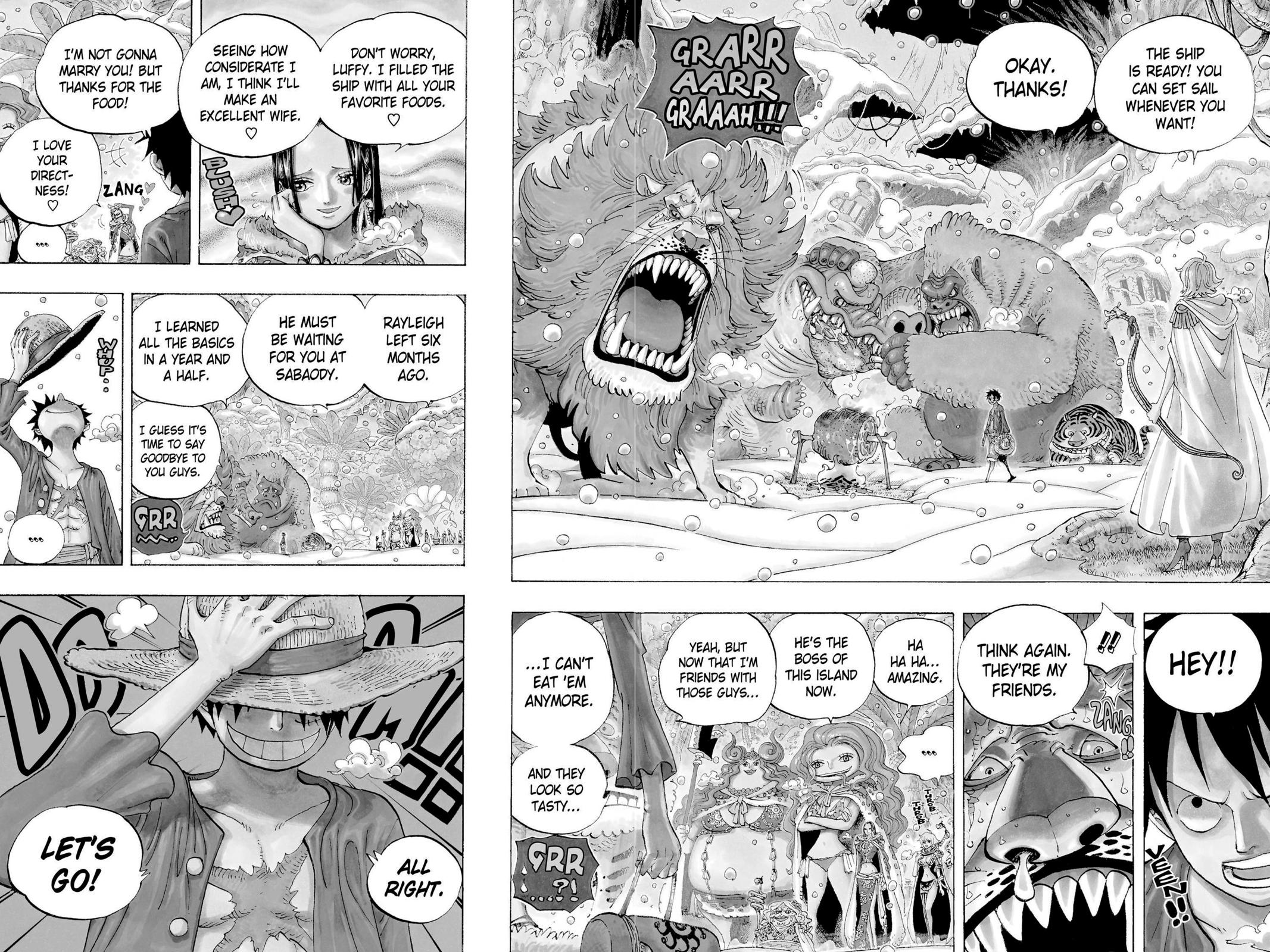 One Piece, Chapter 598 image 002