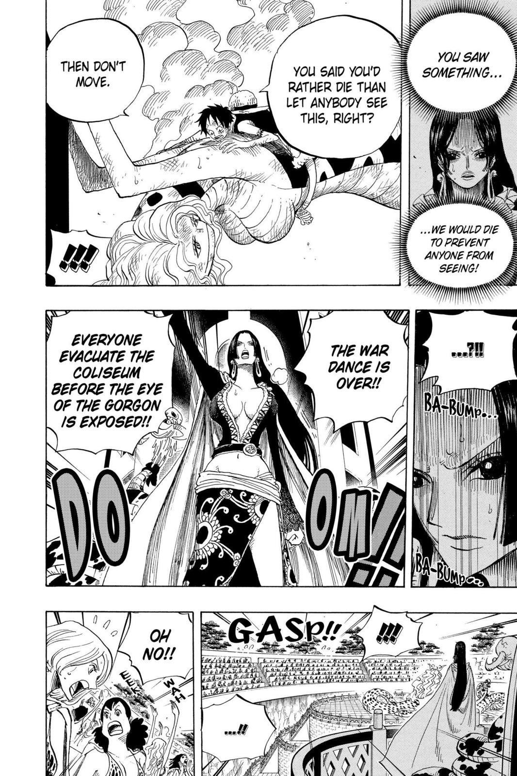 One Piece, Chapter 520 image 017