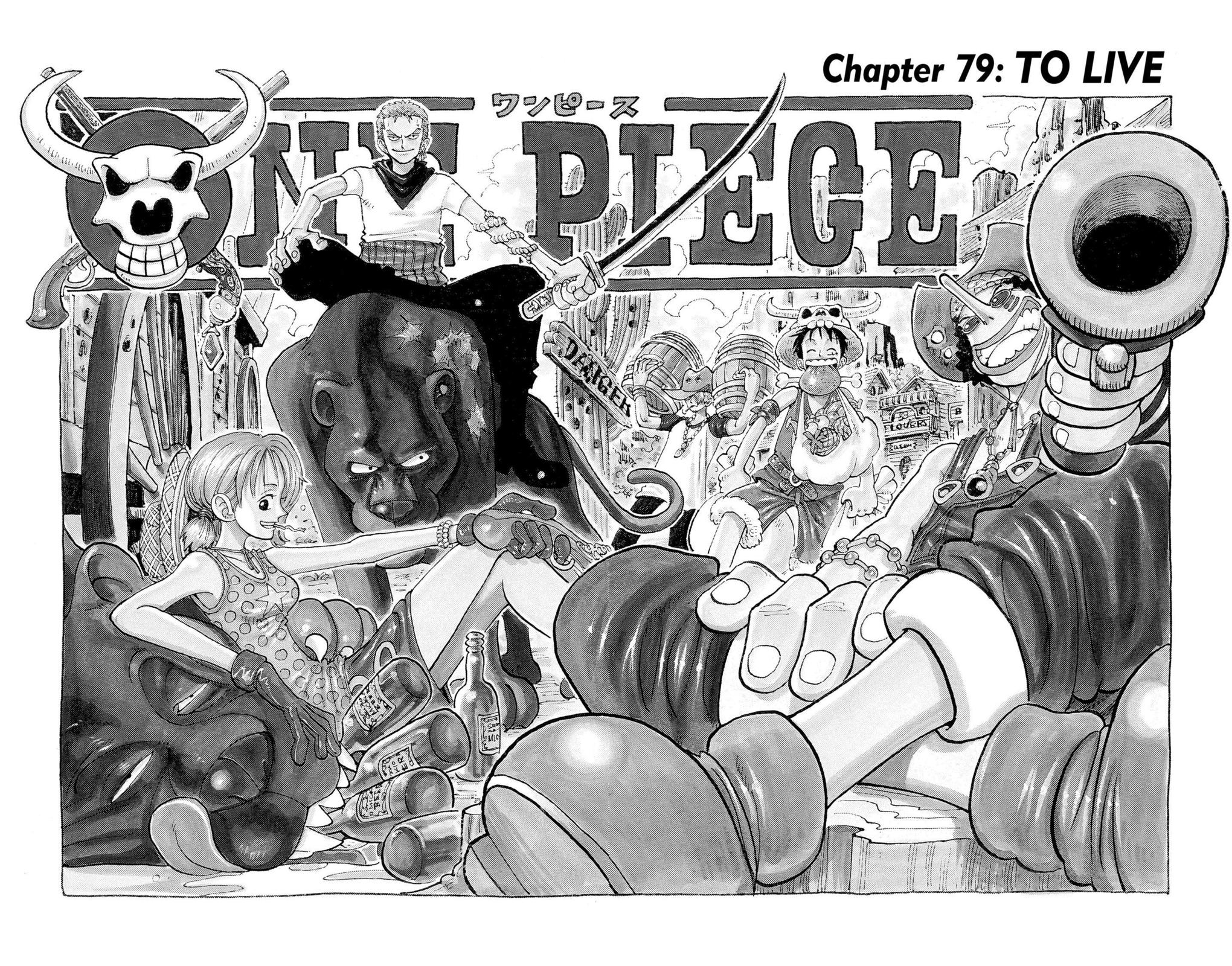 One Piece, Chapter 79 image 002