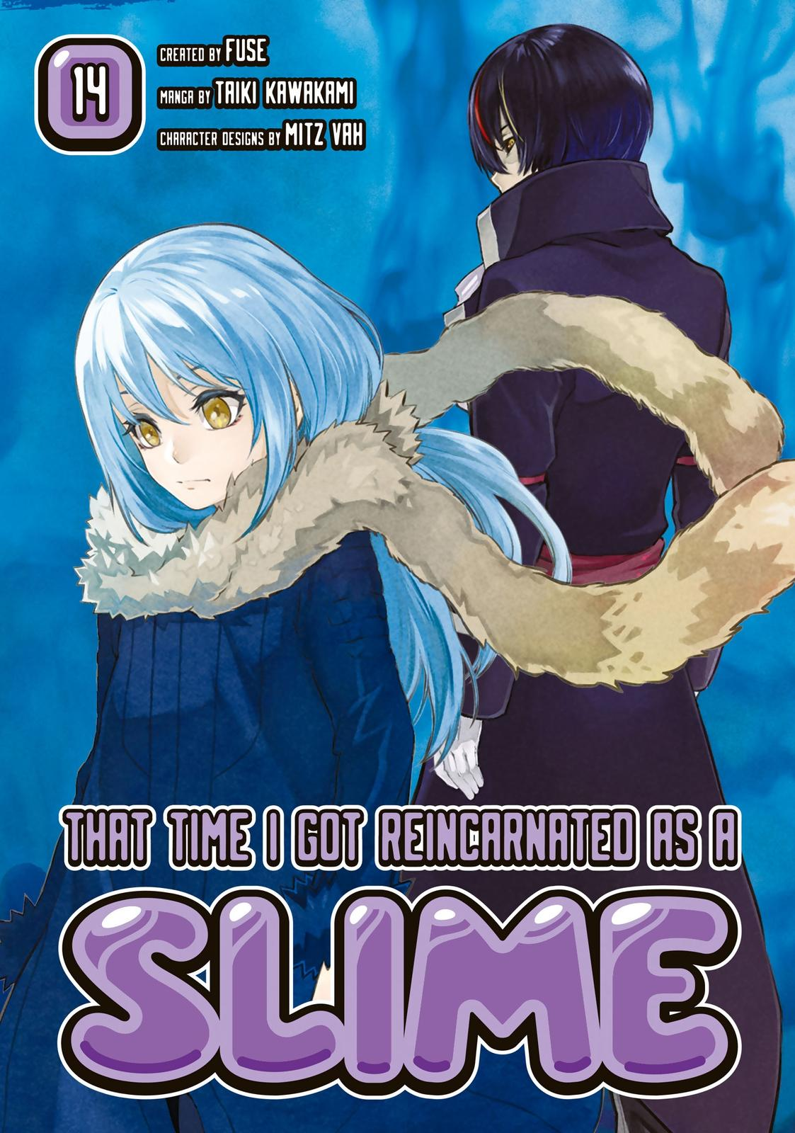 That Time I Got Reincarnated As A Slime, Chapter 64 image 001