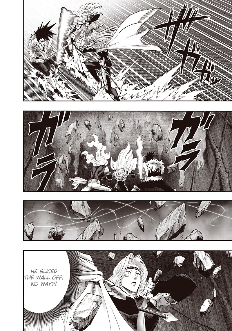 One Punch Man, Chapter Onepunch-Man 95 image 033