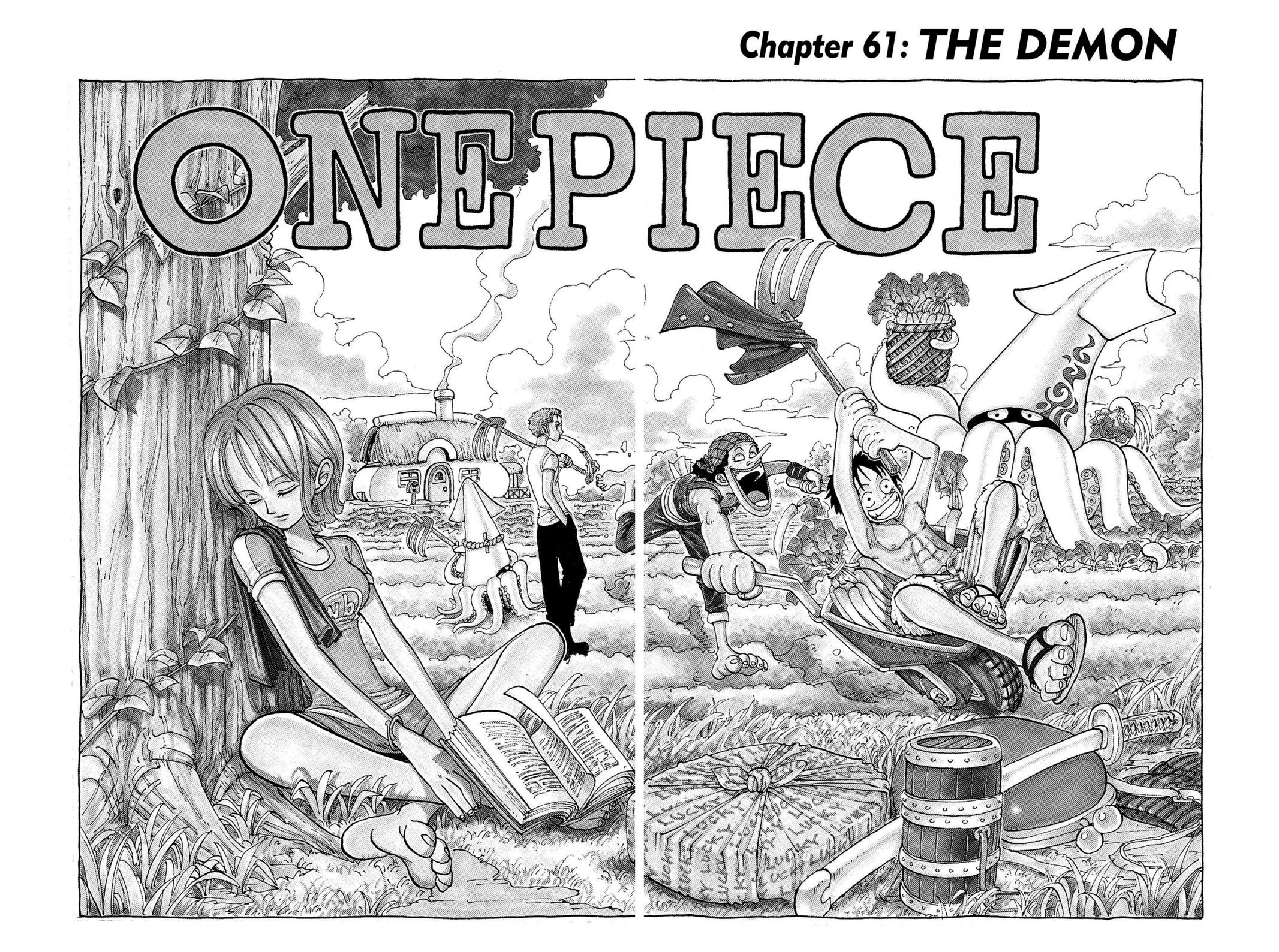 One Piece, Chapter 61 image 002