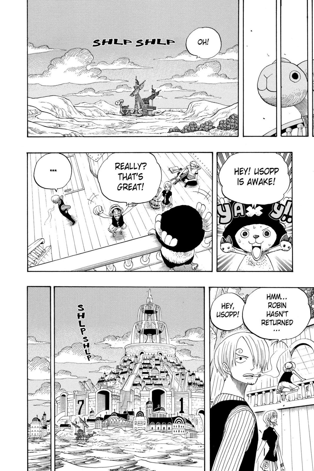 One Piece, Chapter 331 image 004