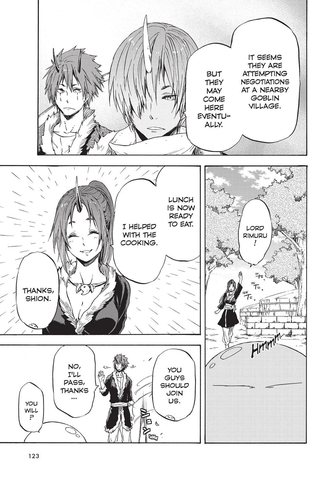 That Time I Got Reincarnated As A Slime, Chapter 15 image 027
