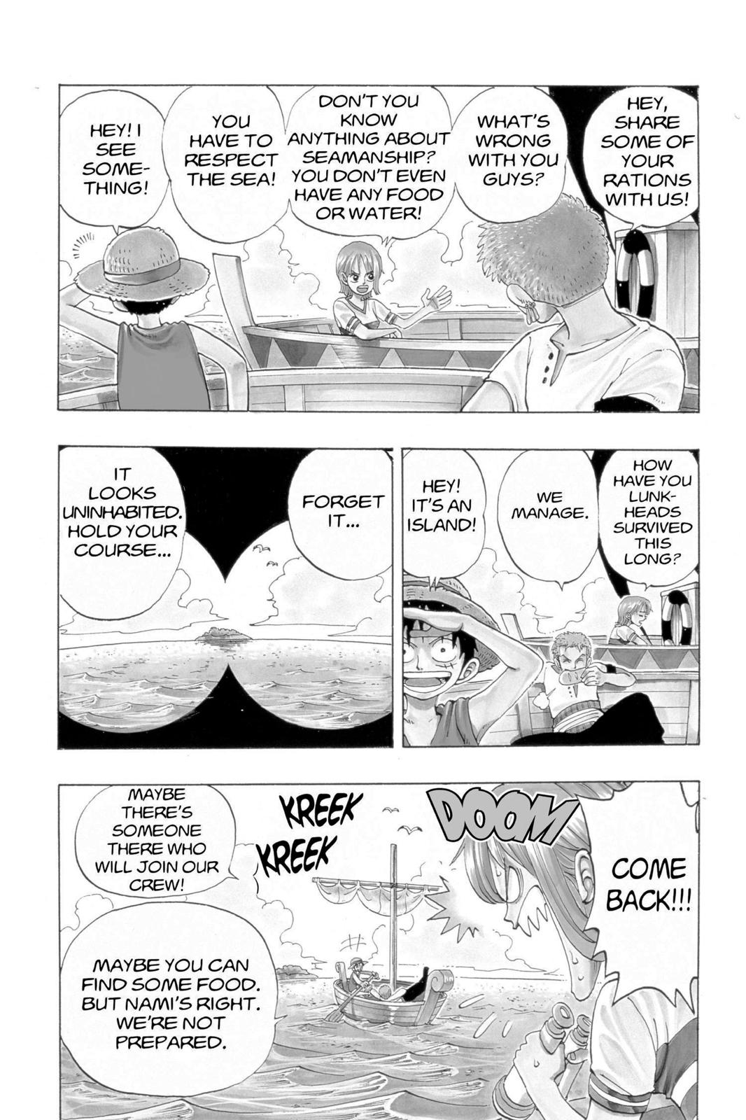 One Piece, Chapter 22 image 004