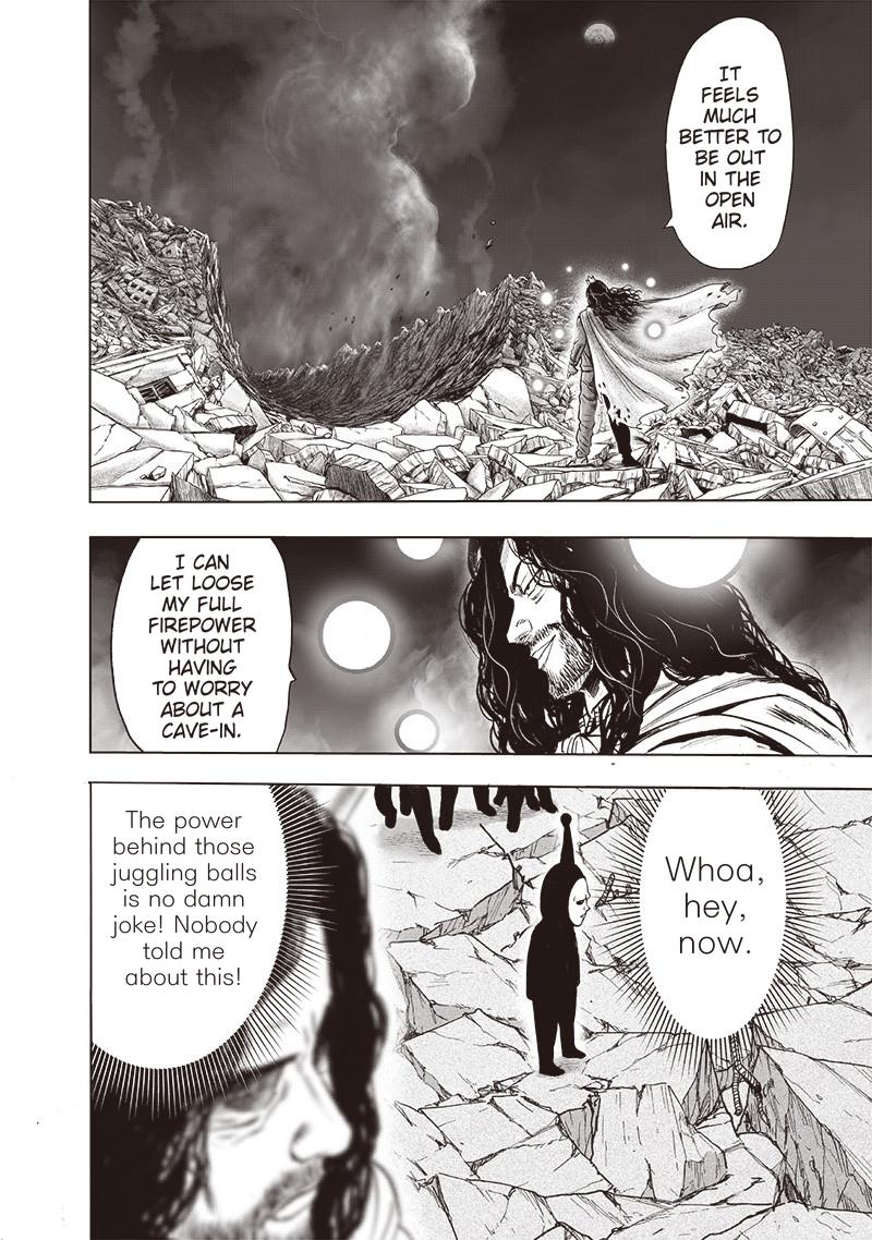 One Punch Man, Chapter One-Punch Man 141 image 031