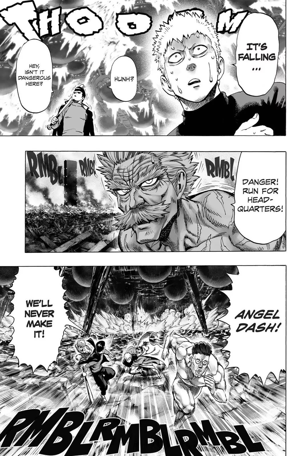 One Punch Man, Chapter Onepunch-Man 37 image 004