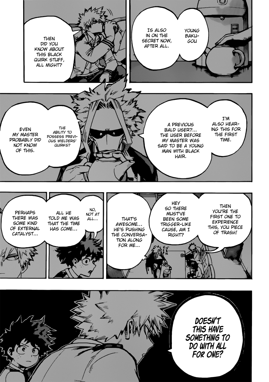 My Hero Academia, Chapter 217 image 004