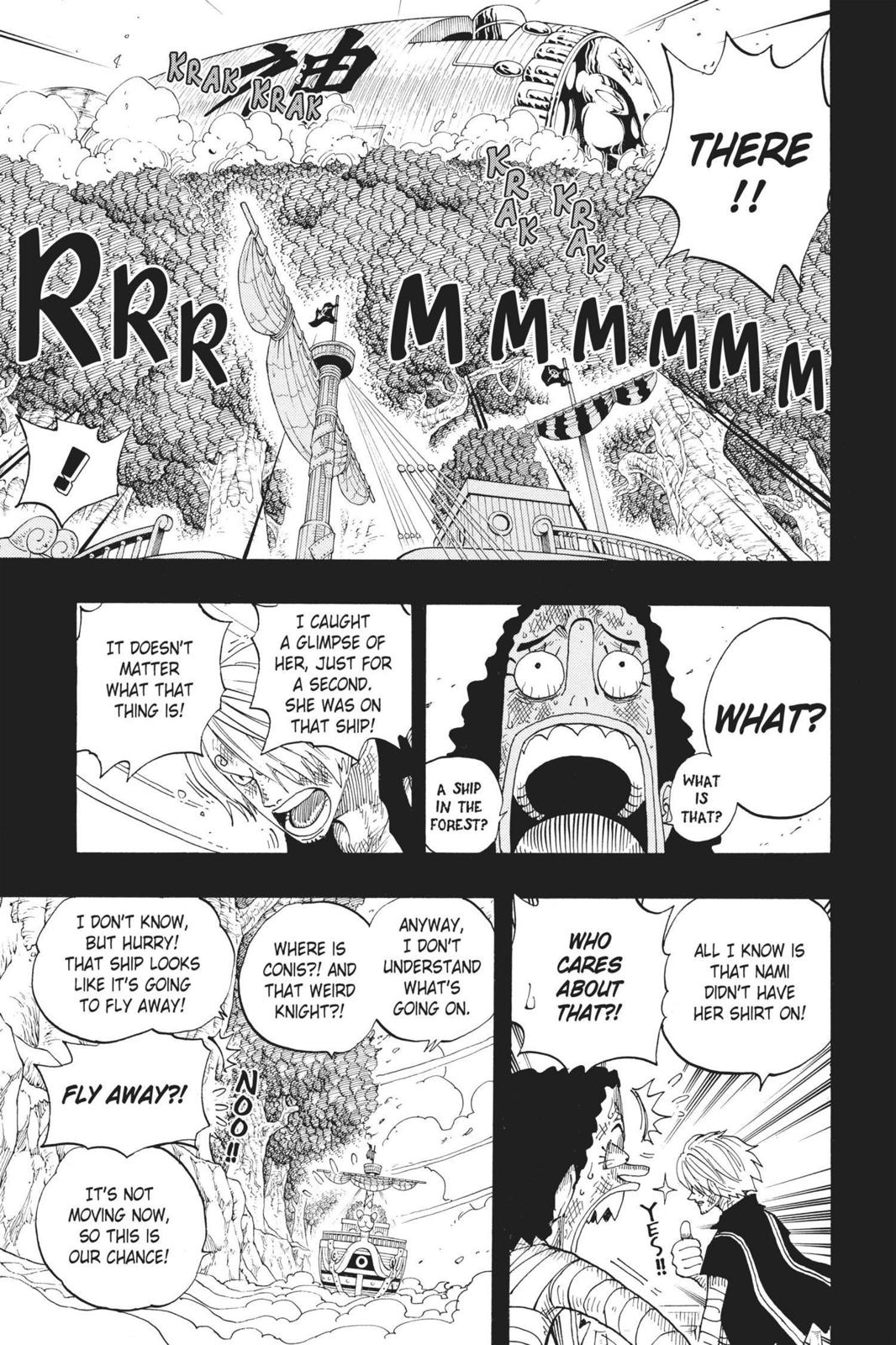One Piece, Chapter 283 image 003
