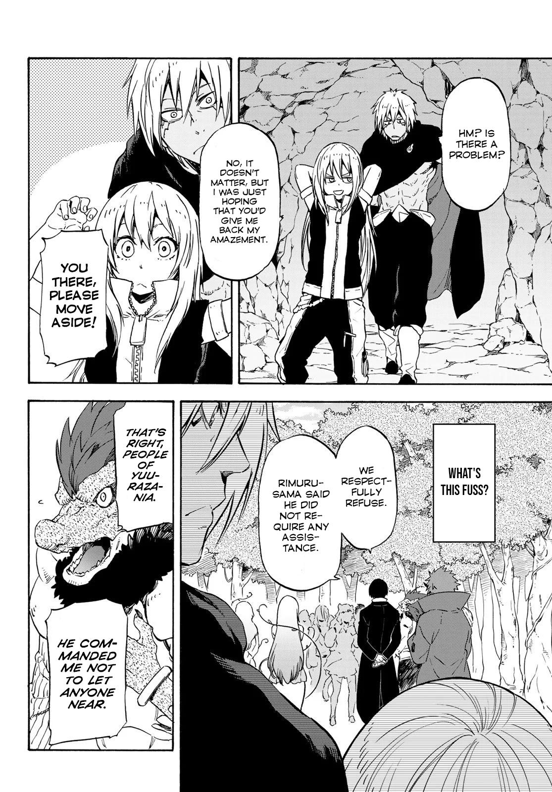 That Time I Got Reincarnated As A Slime, Chapter 72 image 010