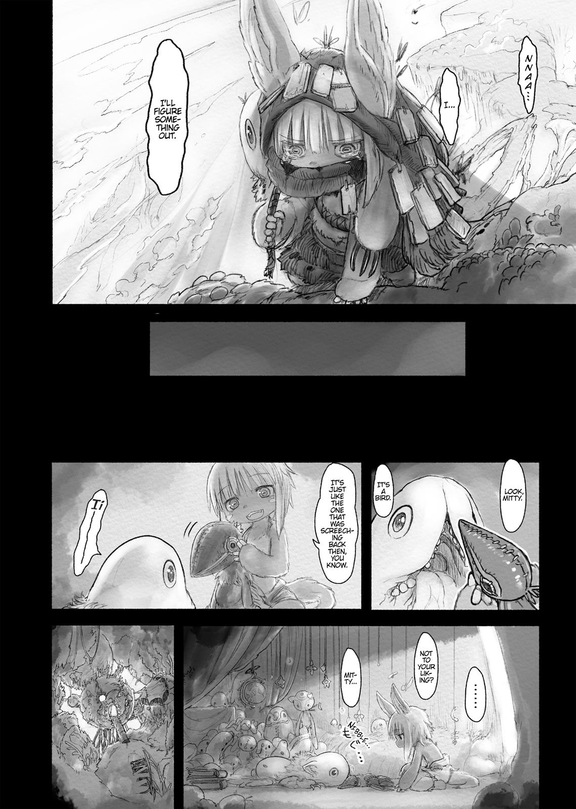 Made In Abyss, Chapter Hello,Abyss 23 image 014