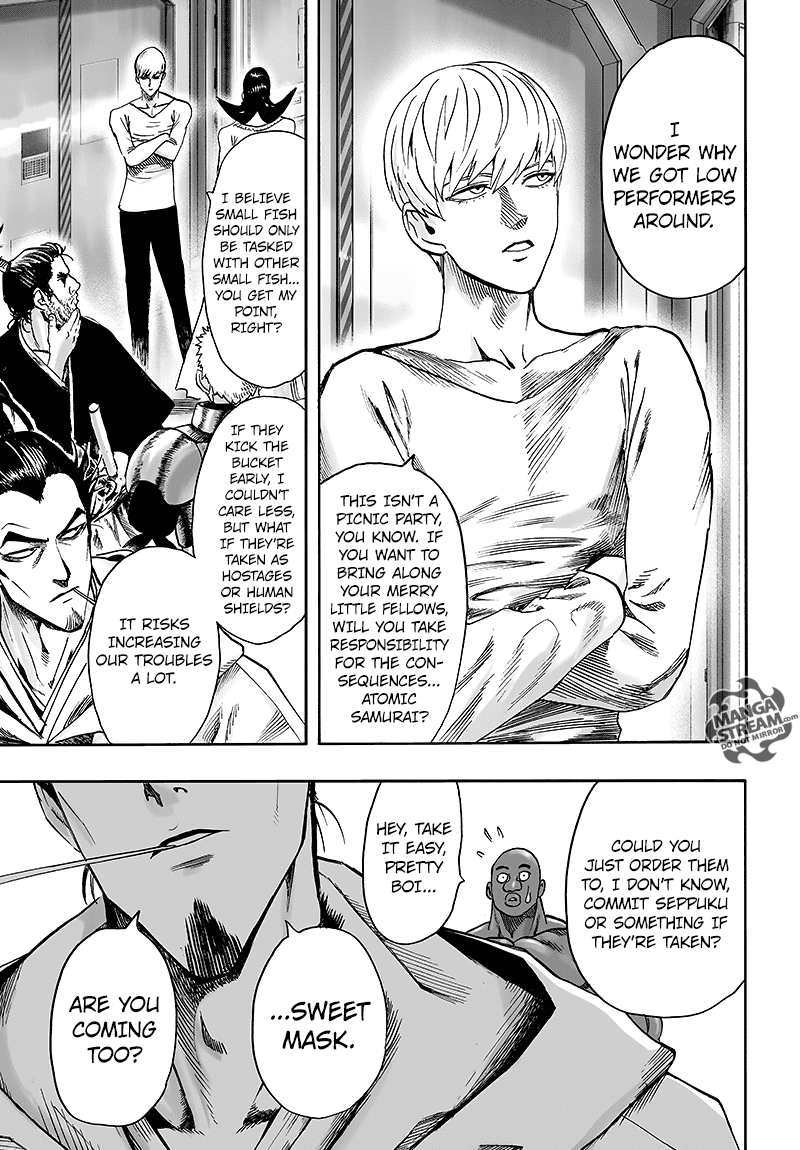 One Punch Man, Chapter Onepunch-Man 85 image 020
