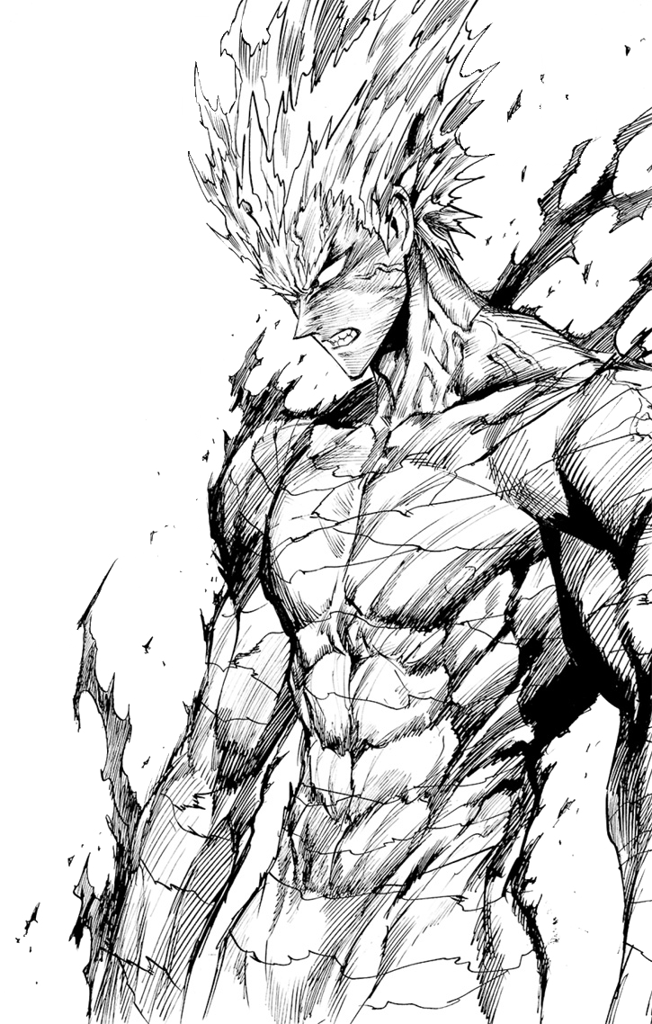 One Punch Man, Chapter One-Punch Man 120 image 002