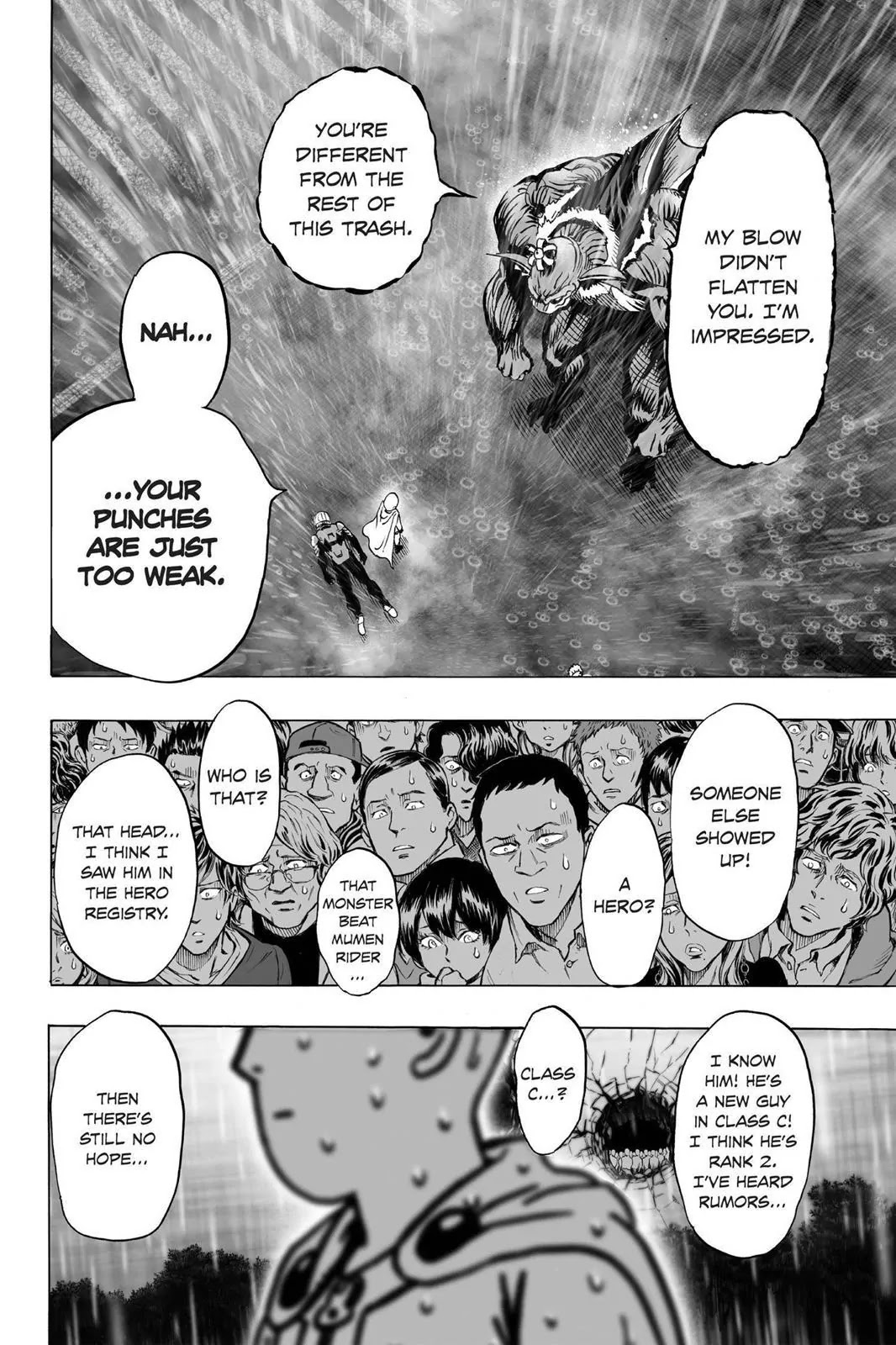 One Punch Man, Chapter Onepunch-Man 28 image 002