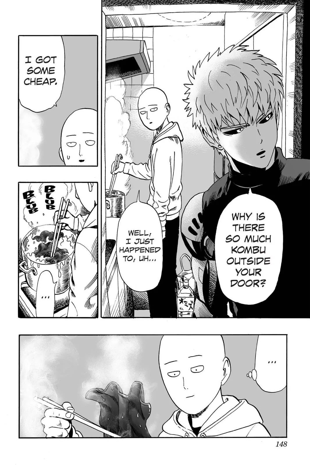 One Punch Man, Chapter Onepunch-Man 20 image 038