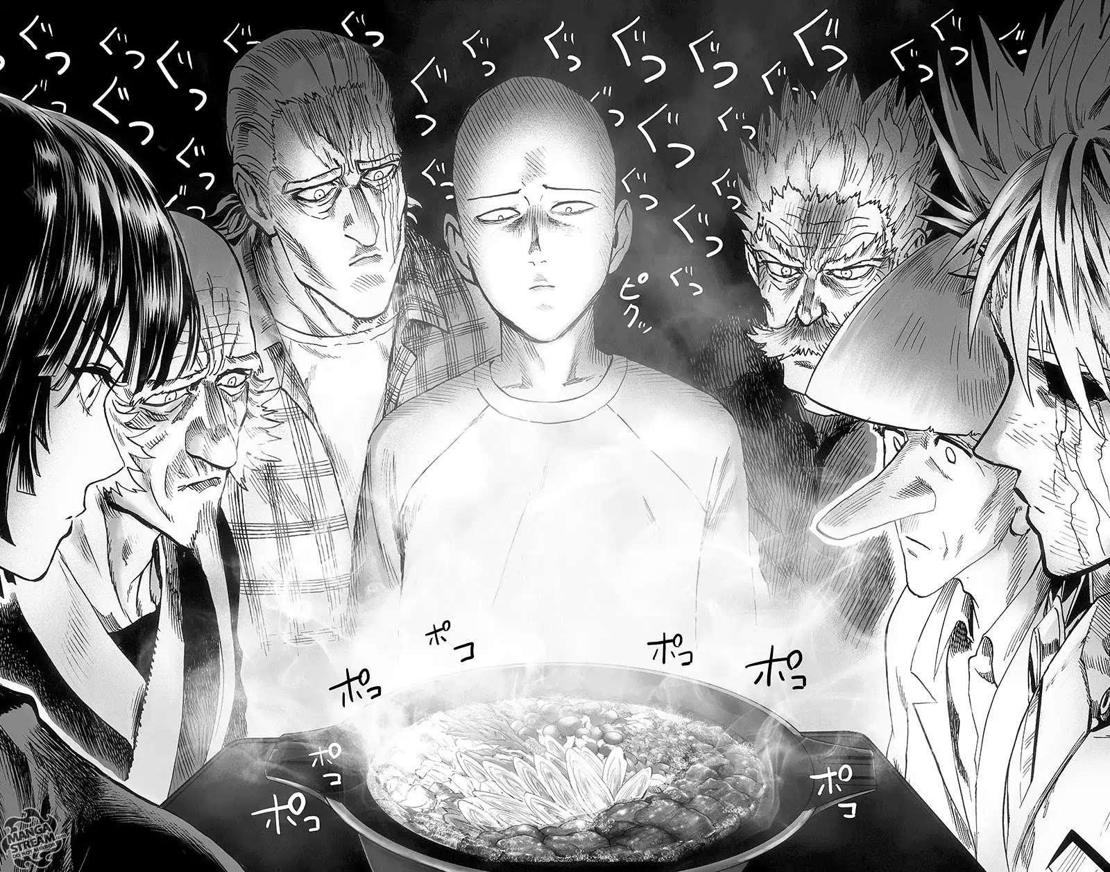 One Punch Man, Chapter Onepunch-Man 89 image 089