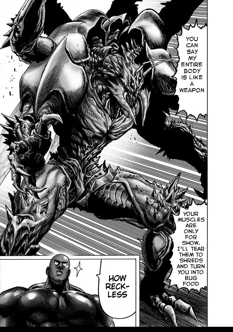 One Punch Man, Chapter Onepunch-Man 106 image 012