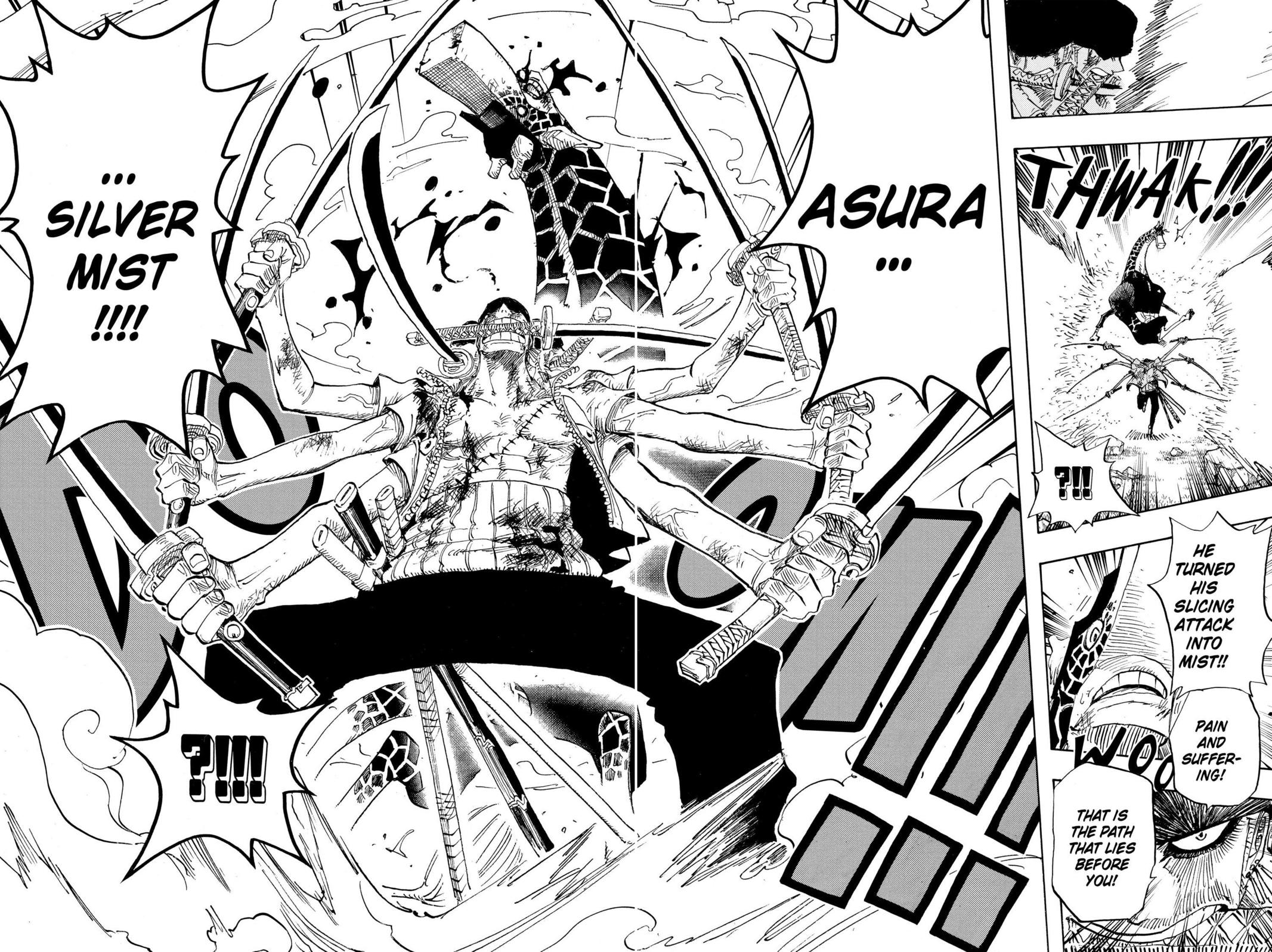 One Piece, Chapter 417 image 018