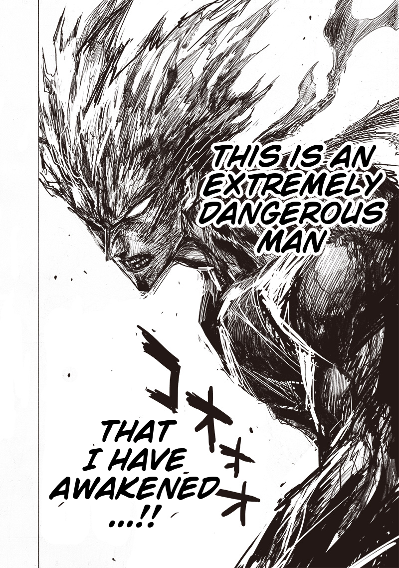 One Punch Man, Chapter One-Punch Man 115 image 010