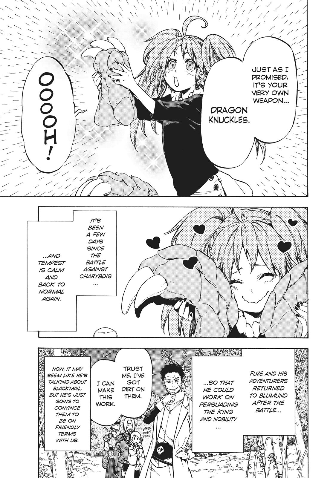 That Time I Got Reincarnated As A Slime, Chapter 39 image 023