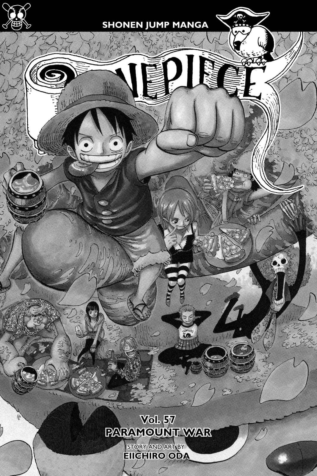 One Piece, Chapter 552 image 004