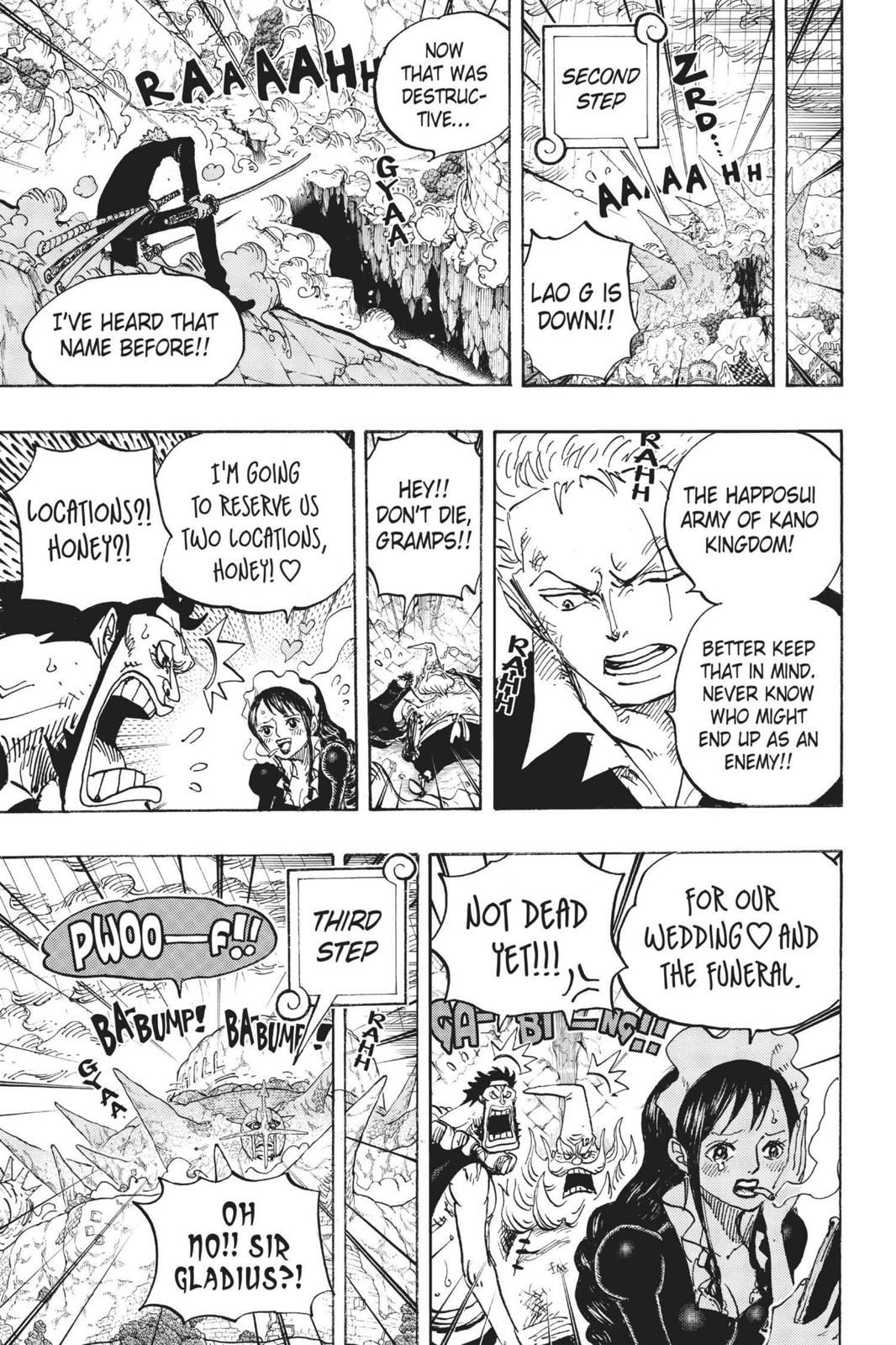 One Piece, Chapter 772 image 005