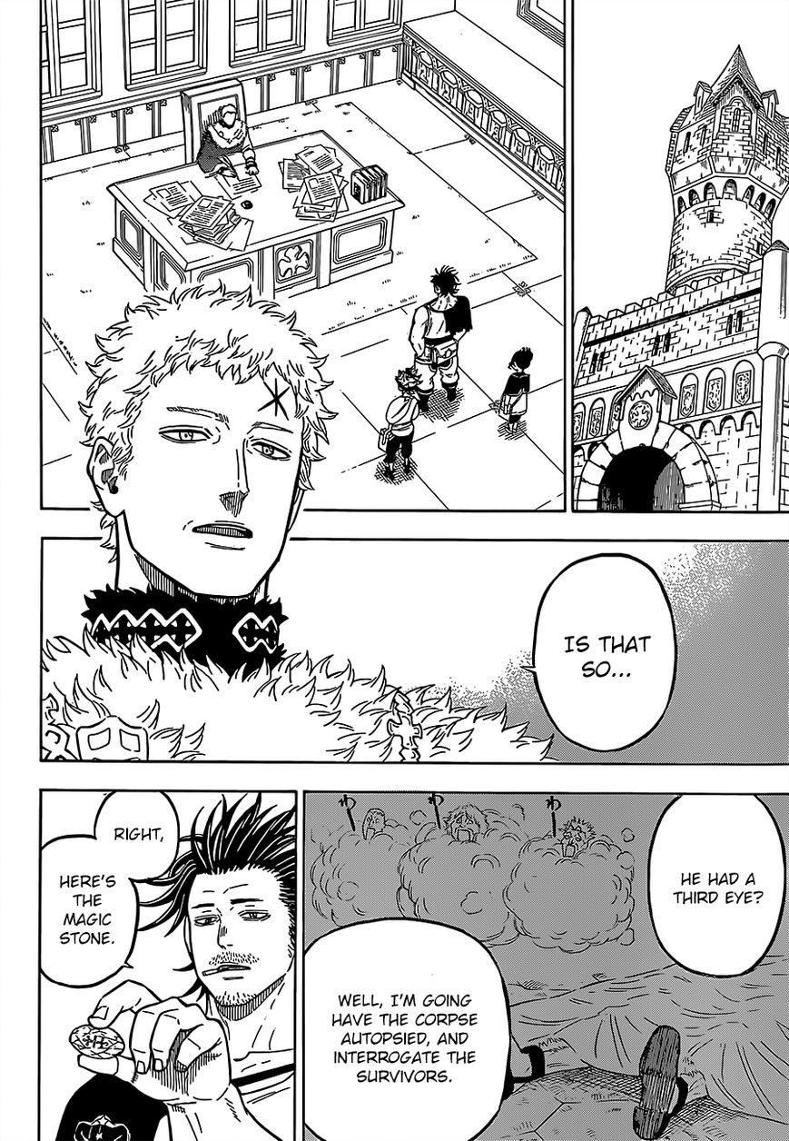 Black Clover, Chapter 74 Proof of Being Correct (Jaimini's~box~ Ver.) image 007