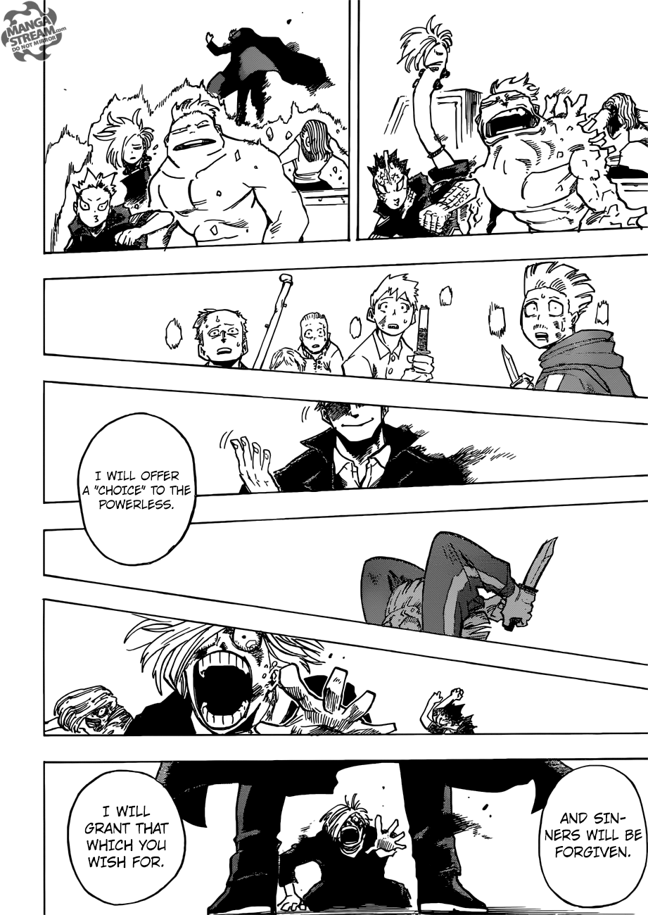 My Hero Academia, Chapter 193 image 009