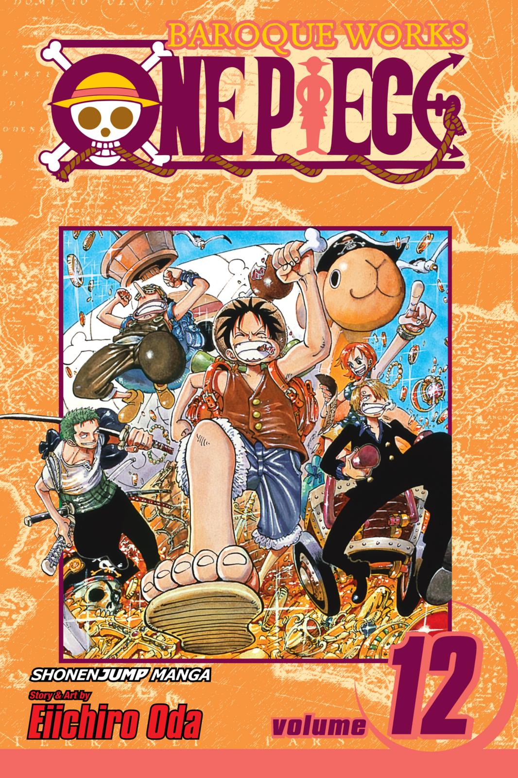 One Piece, Chapter 100 image 001