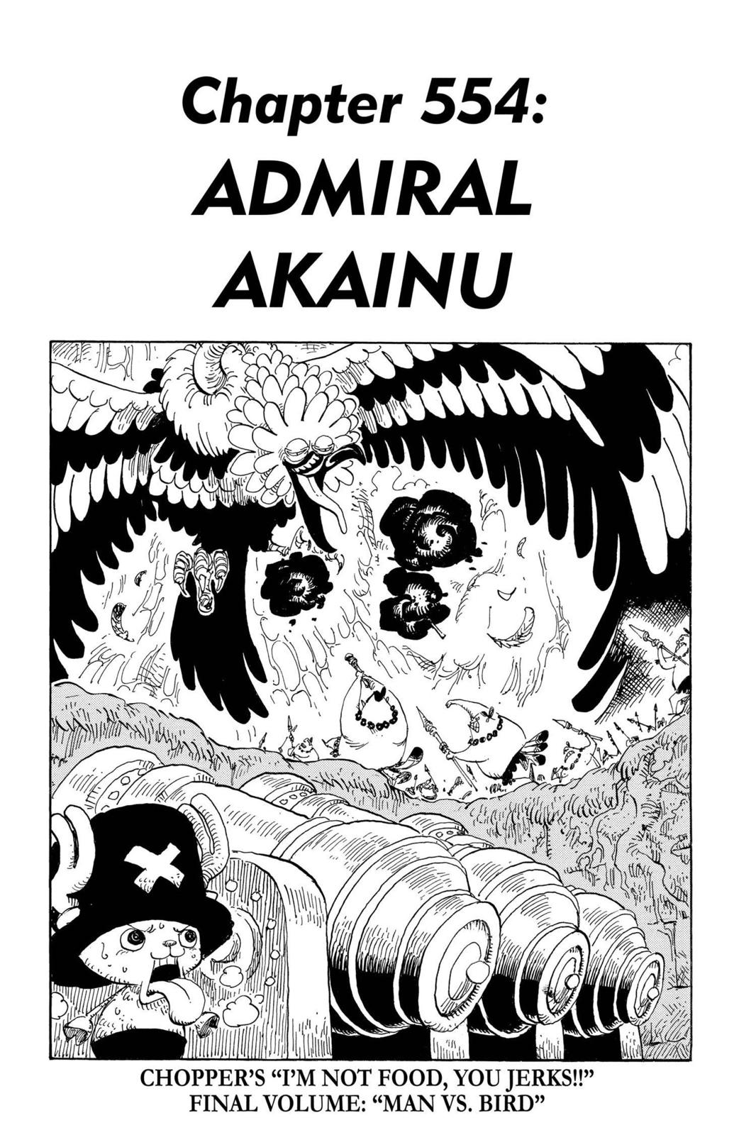 One Piece, Chapter 554 image 001