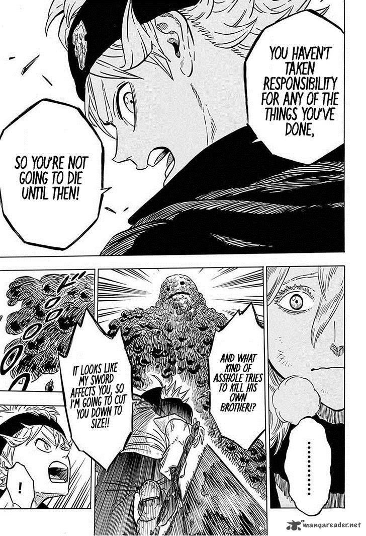 Black Clover, Chapter 44 Siblings image 006