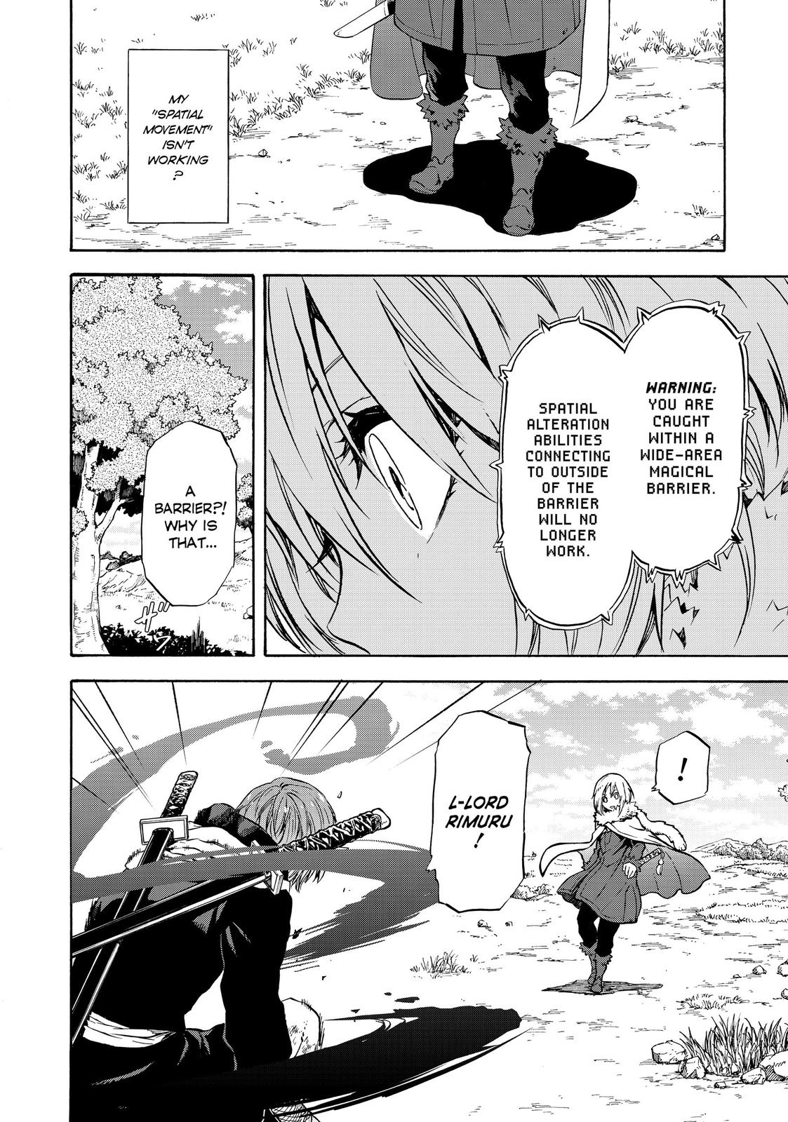 That Time I Got Reincarnated As A Slime, Chapter 54 image 016