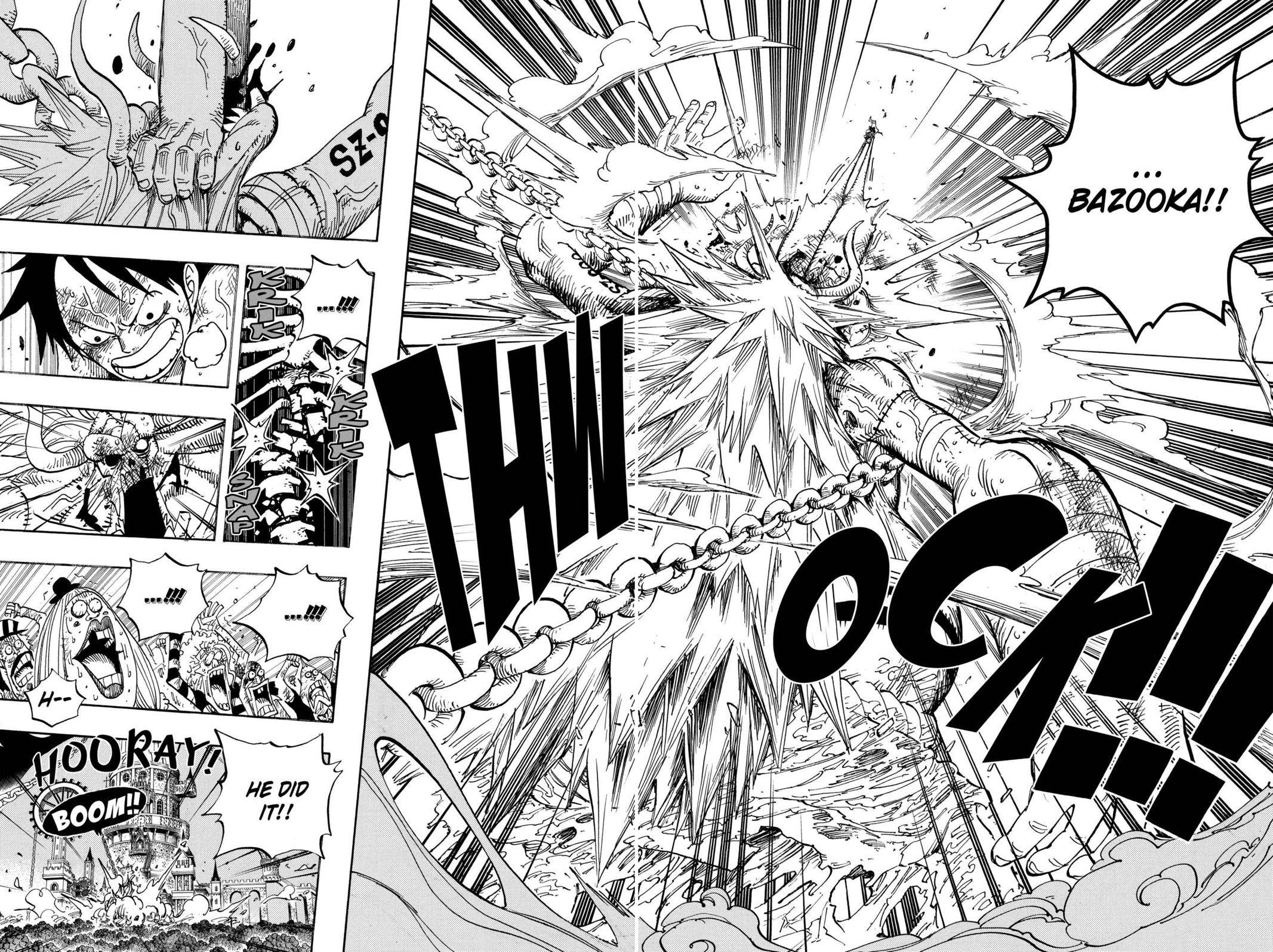 One Piece, Chapter 480 image 018