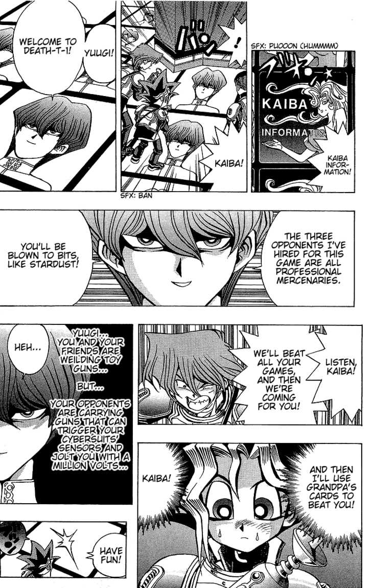 Yu Gi Oh, Chapter Vol.04 Ch.029 - Shooting Stardust image 004