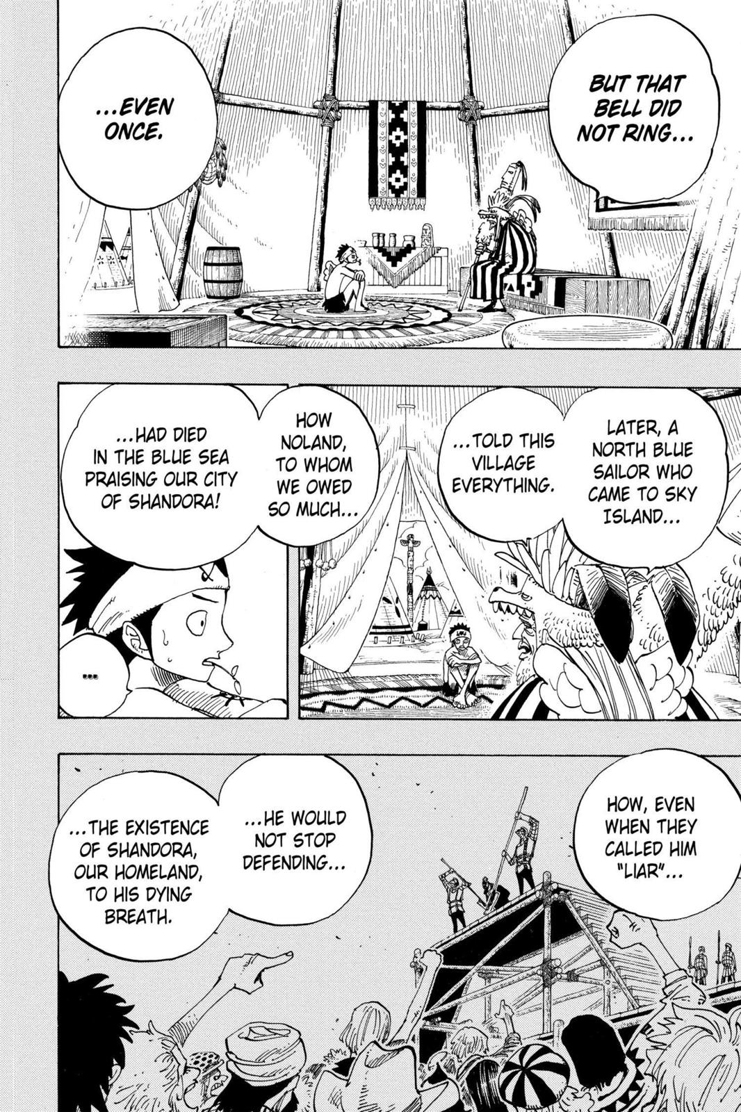 One Piece, Chapter 293 image 004