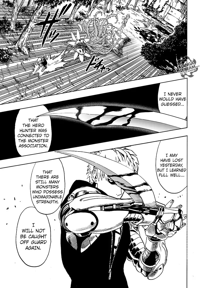 One Punch Man, Chapter Onepunch-Man 83 image 041