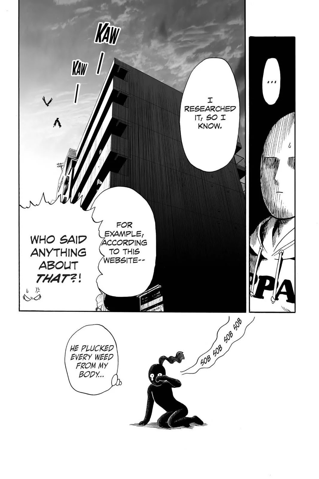 One Punch Man, Chapter Onepunch-Man 20 image 040