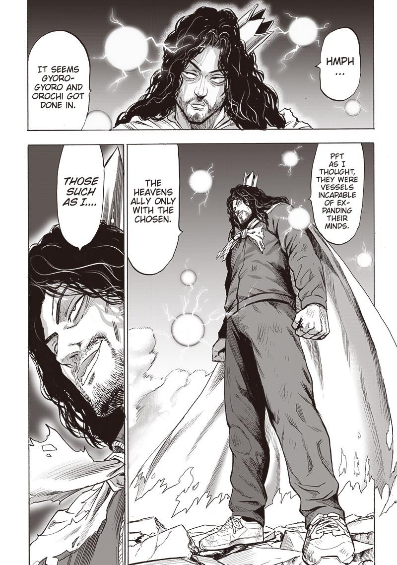 One Punch Man, Chapter One-Punch Man 141 image 015