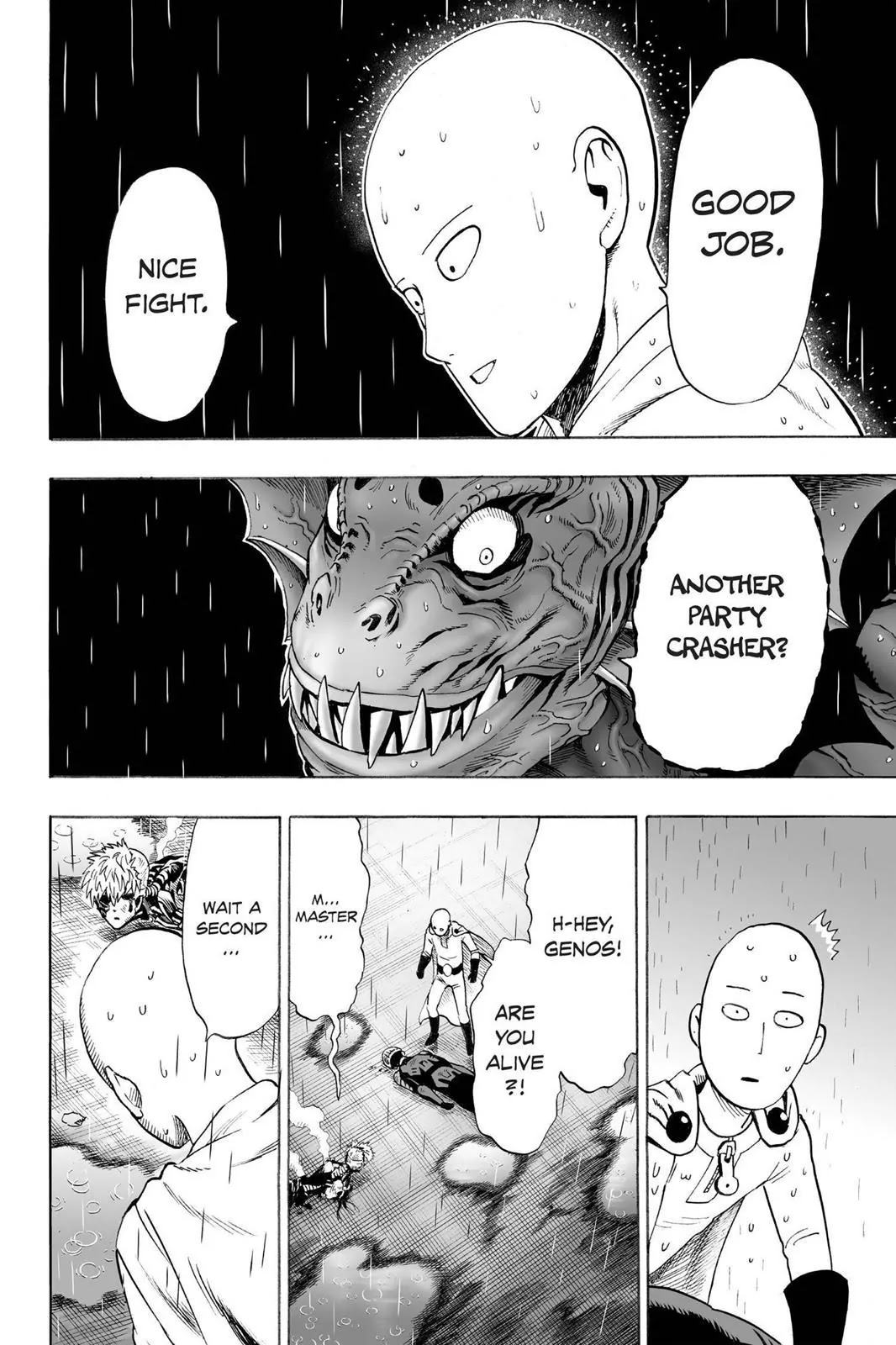 One Punch Man, Chapter Onepunch-Man 27 image 027