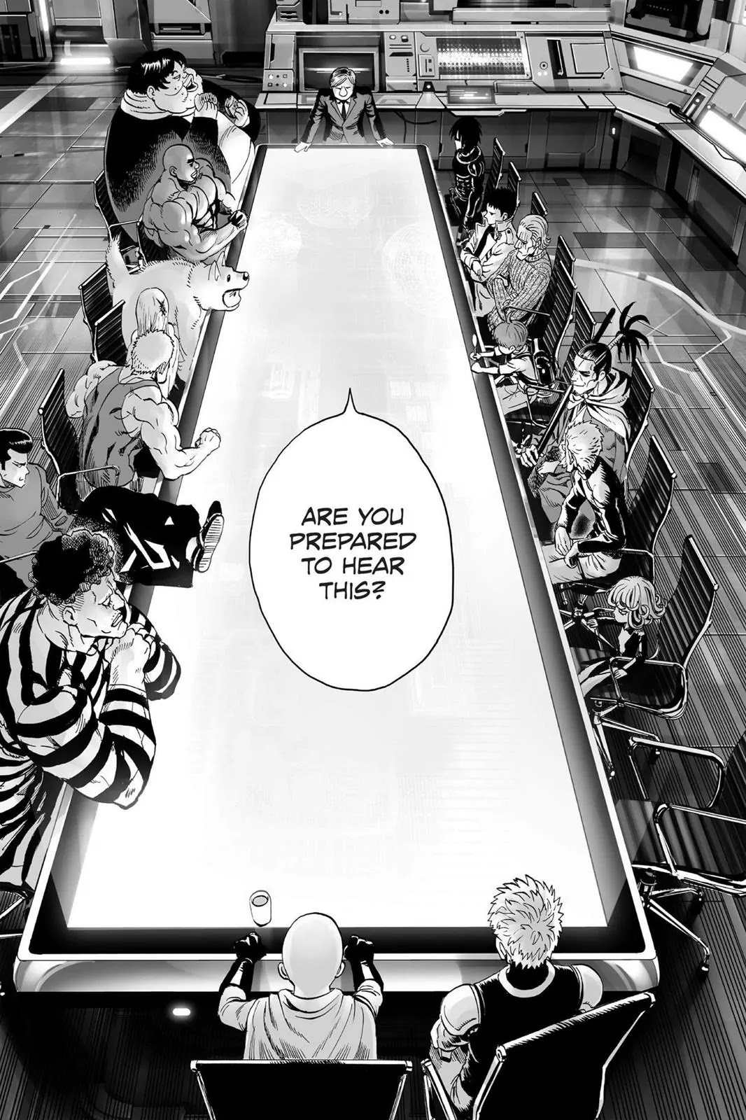 One Punch Man, Chapter Onepunch-Man 31 image 005
