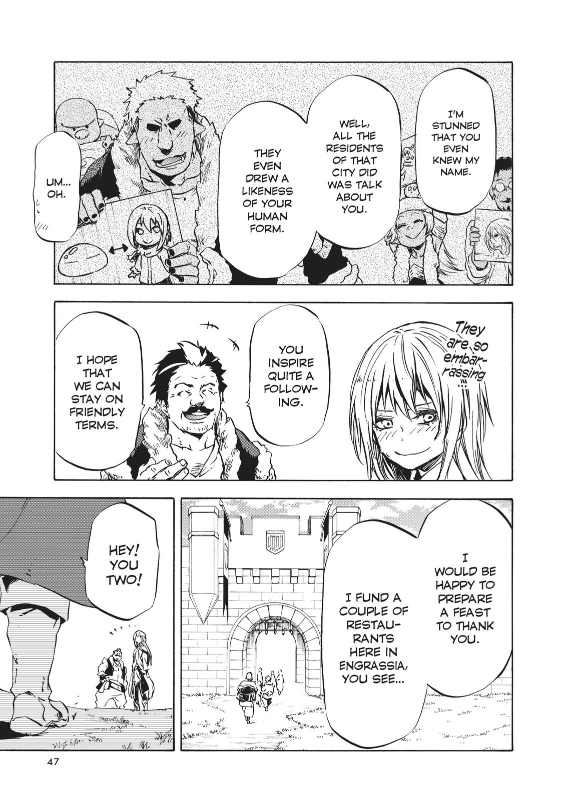 That Time I Got Reincarnated As A Slime, Chapter 49 image 015