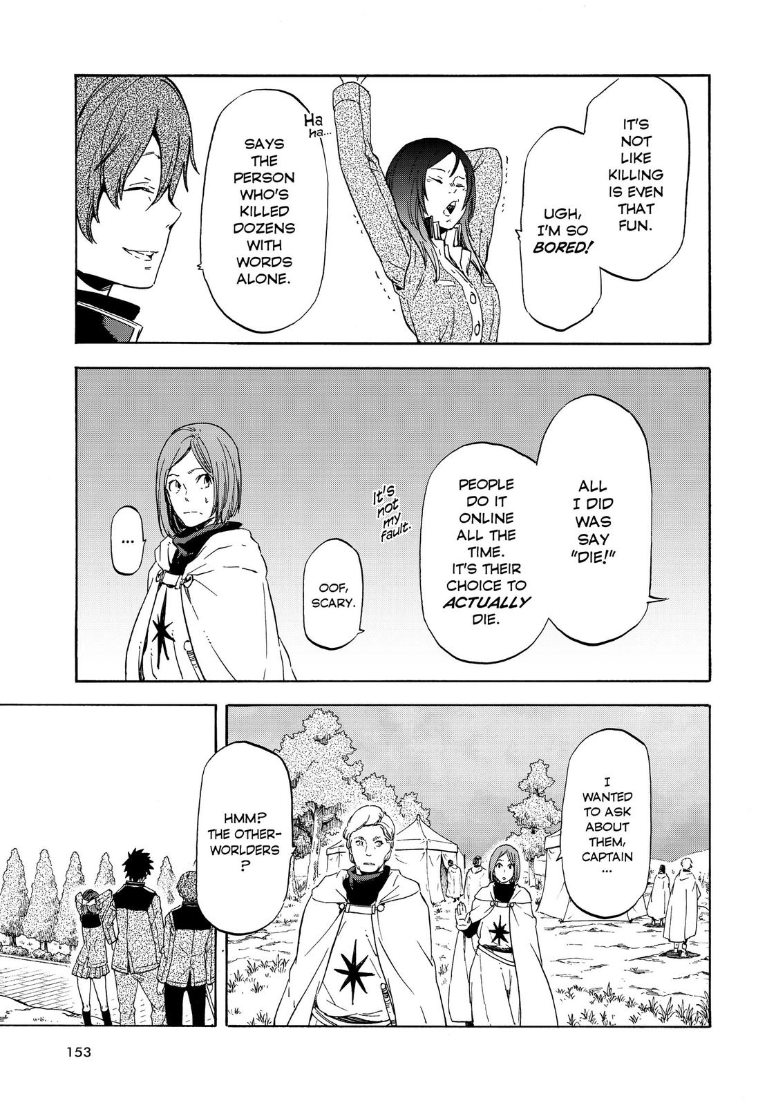 That Time I Got Reincarnated As A Slime, Chapter 63 image 013