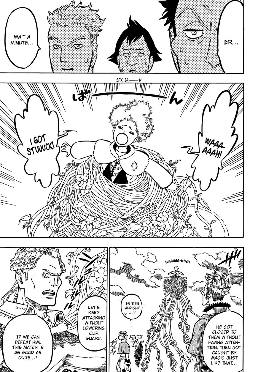 Black Clover, Chapter 118 Mage X image 012
