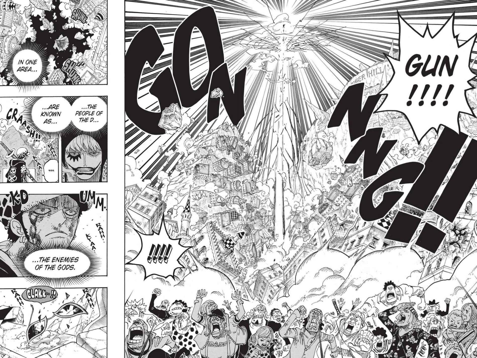 One Piece, Chapter 790 image 017